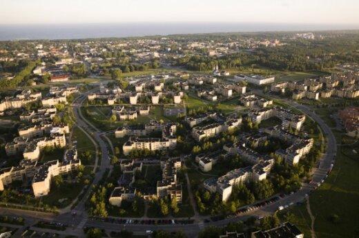 В Паланге социальное жилье идет не по назначению