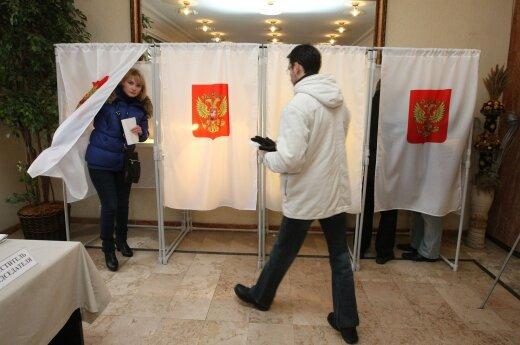 Проживающие в Литве россияне смогут проголосовать на выборах в Госдуму