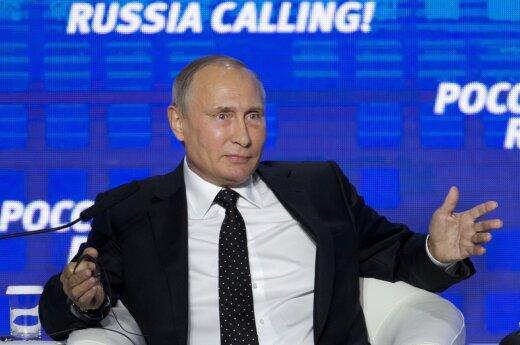 El Mundo: четвертая победа Путина на выборах