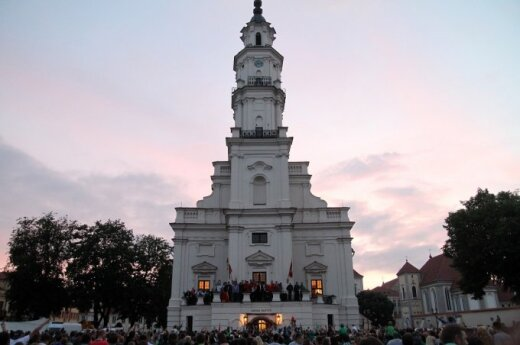 Kaunas to apply to be European capital of culture