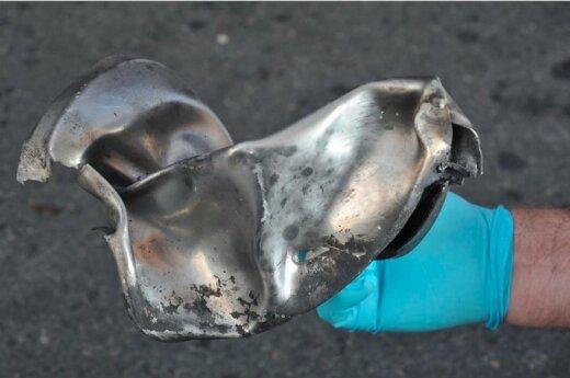 USA: Bomby były wypełnione gwoździami
