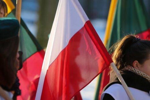 Lietuvos lenkės pažadas lietuviams: mes – jūsų draugai