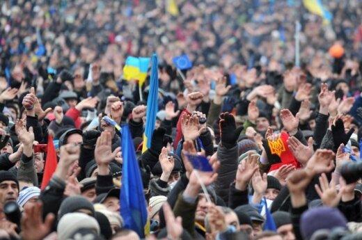 Kaip Ukraina išgyvens be Europos?
