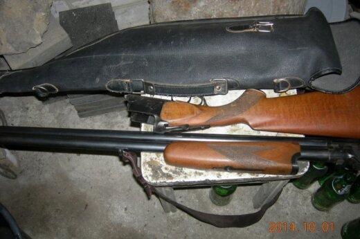 Turi ginklus – eik ginti valstybės