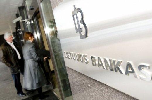 Банк Литвы снизил прогноз роста ВВП