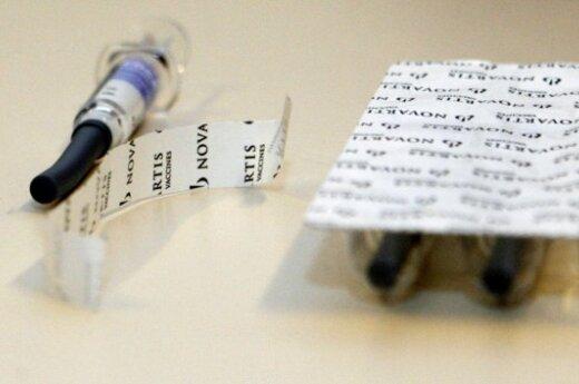 От свиного гриппа умерла 24-летняя жительница Юрбаркаса