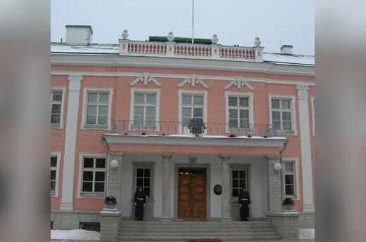 Estijos prezidento rūmai, Kadriorgas