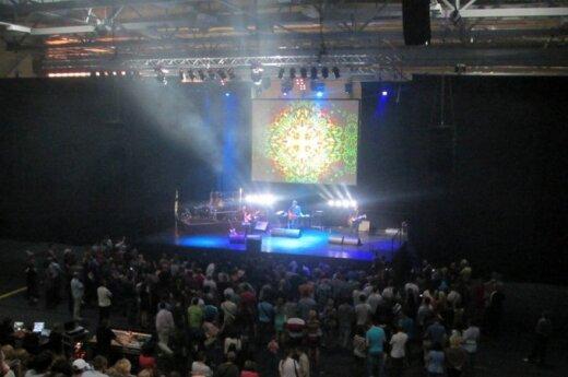 Įspūdžiai po rusų atlikėjų koncerto - tiesiai iš Latvijos