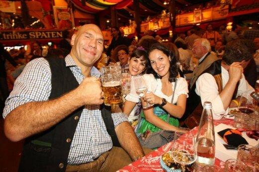 Zakończył się Oktoberfest 2013: wypito 6,7 mln litrów piwa