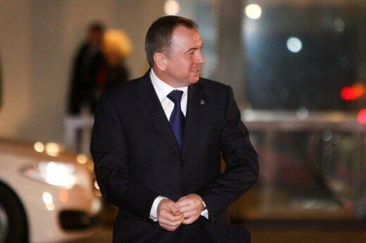 Вильнюс посетит министр иностранных дел Беларуси Макей