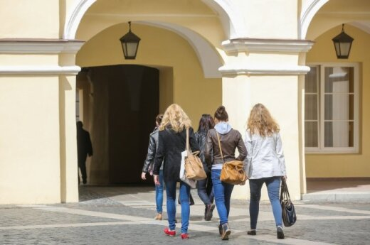 Nearly 15,000 scholarship students enter Lithuanian state-funded institutions