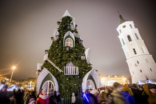 Merry Christmas from the Lithuania Tribune