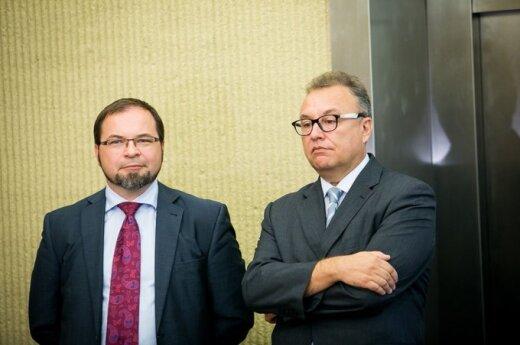Renatas Juška ir Artūras Žurauskas