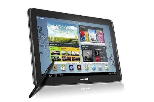 """""""Samsung Galaxy Note 10.1"""" planšetinis kompiuteris"""