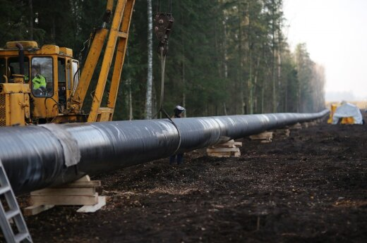 EU releases funds for Lithuania-Poland gas pipeline