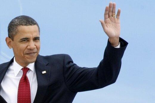 Обама обсудил демократию с российской оппозицией