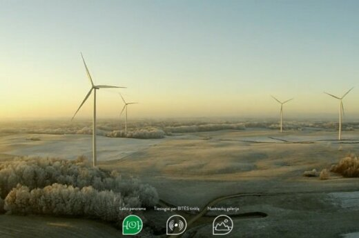 New time-lapses fascinate with the change of nature colors through different seasons