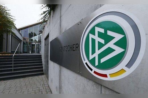 В офисе Немецкого футбольного союза проведен обыск