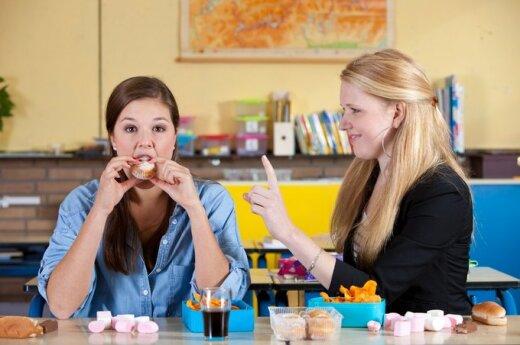 Kaip vaikų svoris susijęs su gebėjimais?