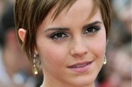 Emma Watson rzuca modę dla aktorstwa