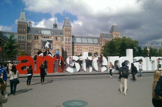 """Teslos"" gamykla mūsų žemyne stovi Nyderlanduose"