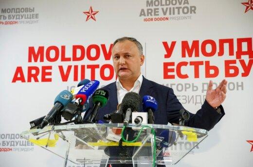 Новый президент Молдовы заявляет о нейтралитете в геополитических баталиях
