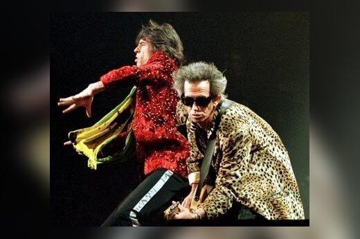 Rolling Stones сыграли бесплатный концерт в Голливуде