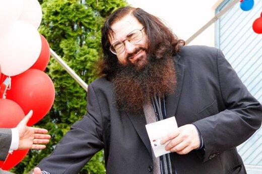 Żydowski działacz oskarża władze Litwy o gloryfikację hitlerowskich kolaborantów