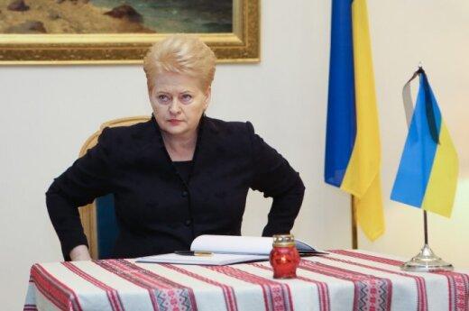 Президент Литвы: Украине предстоит нелегкий путь реформ