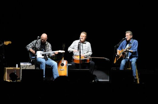 """The Eagles"" Glenn Frey"