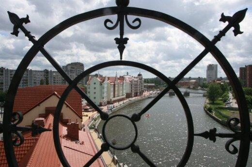 Pavojaus varpai Klaipėdai: Kaliningradas siūlo Baltarusijai investuoti į uostą