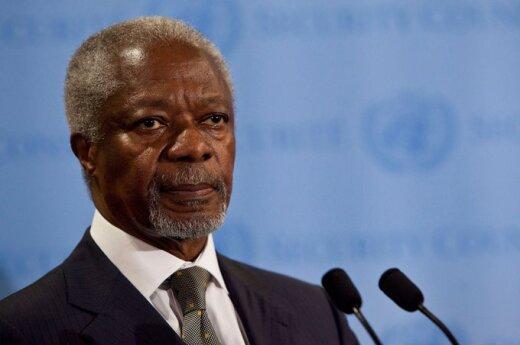 Kofi Annanas