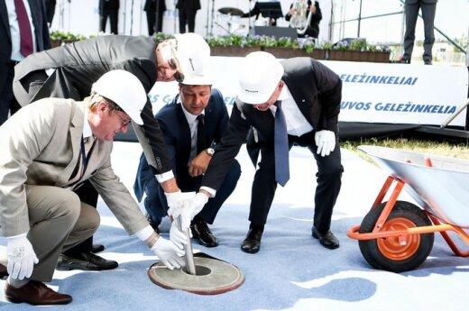 Под Вильнюсом началась большая стройка: создадут 1300 рабочих мест