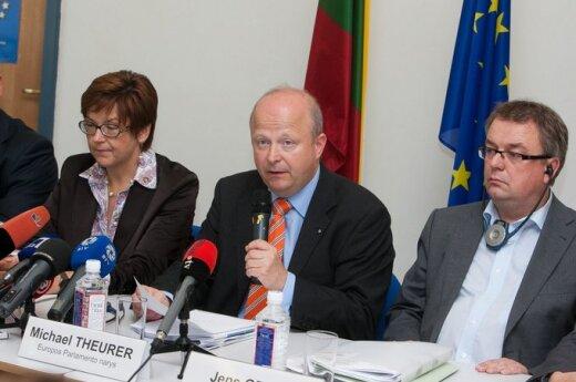 Евродепутаты предъявили ультиматум в связи с закрытием Игналинской АЭС