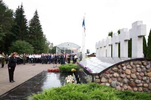 Lithuania marks 24-year anniversary of Medininkai checkpoint massacre