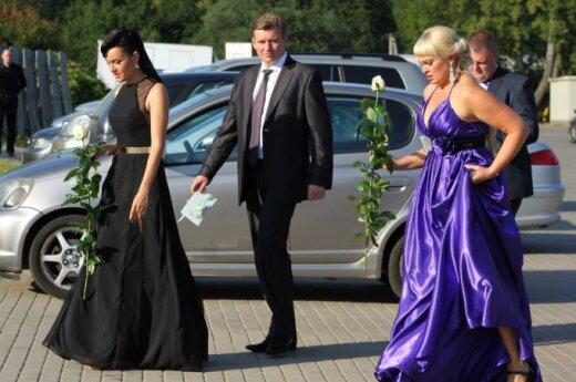 Polacy pokazali styl na weselu Katarzyny i Deividasa