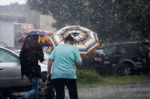 Pogoda na weekend: Deszczowo