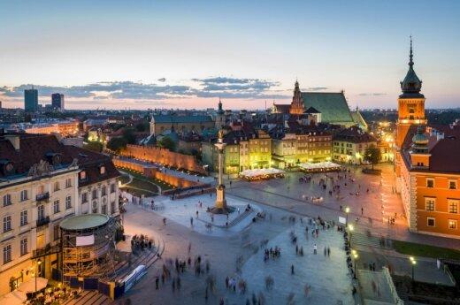 Varšuvos senamiestis