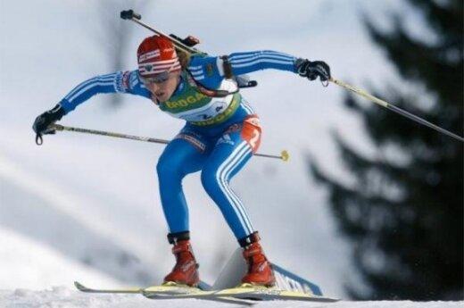 Альбина Ахатова. Фото - biatlon-rus.ru