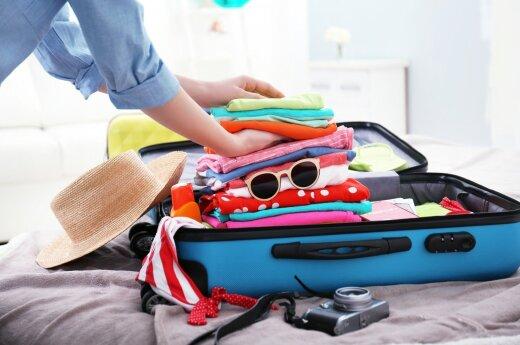 Psichologai paaiškino, kokias jūsų problemas išduoda atostogų lagamino turinys