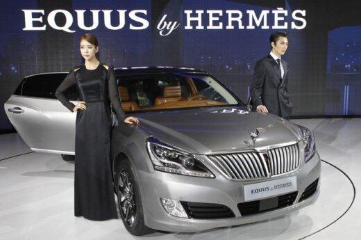 """Шикарный Hyundai Equus """"утрет нос"""" Mercedes и BMW"""