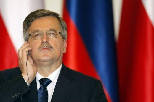 """Польше трудно """"перезагрузить"""" отношения с Россией"""