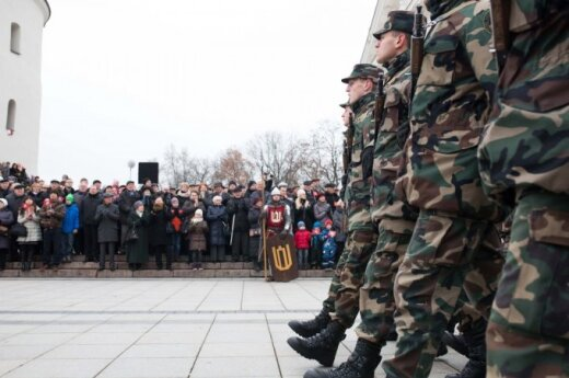 Lithuania world's 58th most militarized country