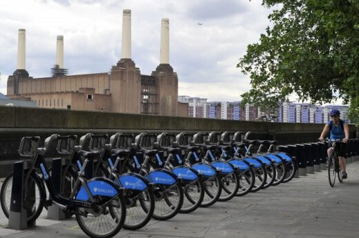 В странах ЕС продают больше велосипедов, чем машин