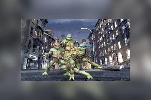 Wojownicze żółwie ninja wracają na wiosnę