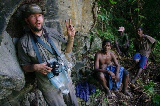 Wojciech Bobilewicz, Wyspy Salomona, fot. Facebook