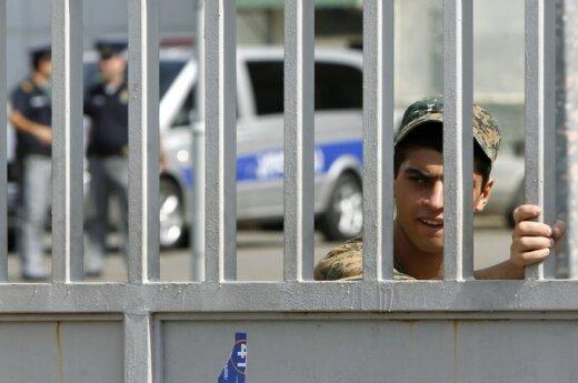 Gruzijos kalėjimas