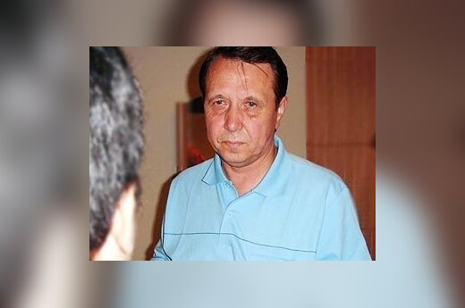 Michailas Pletniovas (The Pattaya Daily News nuotr.)