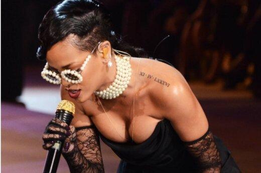 Rihanna chce być mamą