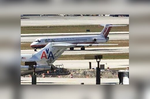 На Ямайке разбился самолет American Airlines